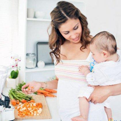 Быстрая результативная диета после родов