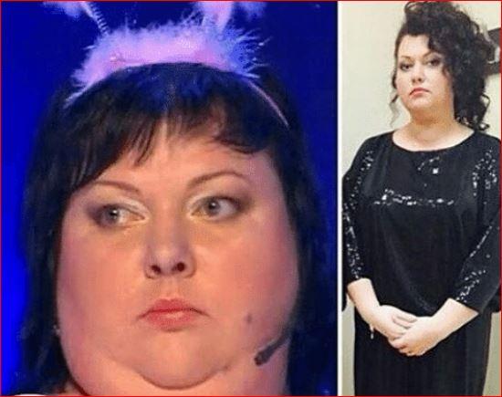 Похудевшая Ольга Картунковашокировал всех