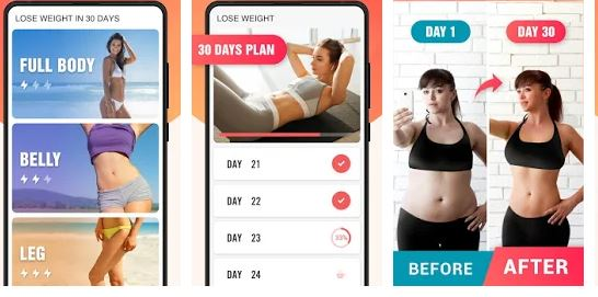 Скачать программы похудеть