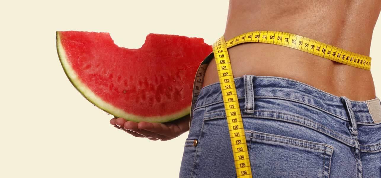 арбузы при похудении