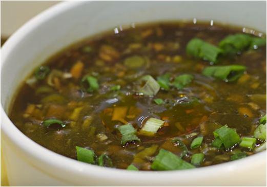 Диетические супы для похудения Суп из шпината